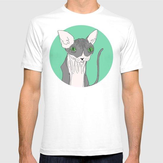 Nicolas the Sphynx T-shirt