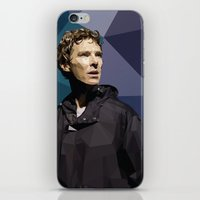 hamlet iPhone & iPod Skins featuring Benedict Cumberbatch - Hamlet Barbican by khitkhat
