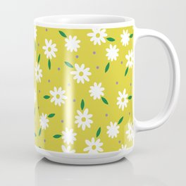spring, yellow Coffee Mug