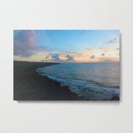 Sunrise, Minami-Daito, Japan Metal Print