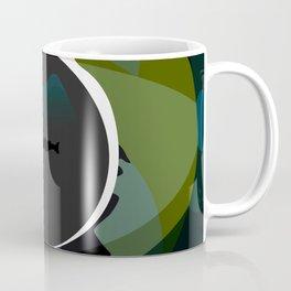 20,000 Leagues Under the Sea Design Coffee Mug