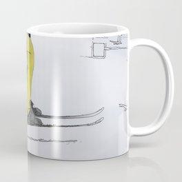 Natural High   - Ski Jump Landing Coffee Mug