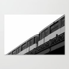PFP#2845 Canvas Print