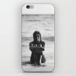 Dreamy Beach Day iPhone Skin