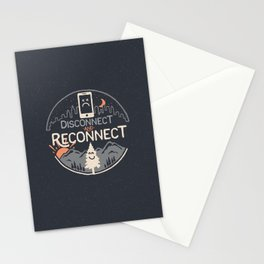 Reconnect... Stationery Cards