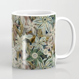 embroidered Coffee Mug
