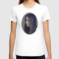 jasmine T-shirts featuring Jasmine by Carolin Vogt