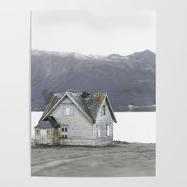 A home in Norway Poster
