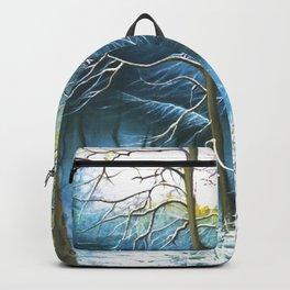 Winter Woodland Backpack