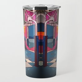 Play the game: Basketballcourt Travel Mug
