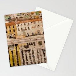 """Charles Rennie Mackintosh """"Quai des Douanes"""" Stationery Cards"""