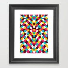 Summer Skin Framed Art Print