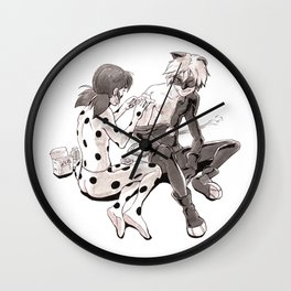 First Aid Wall Clock