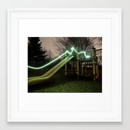 Kids 1 Framed Art Print