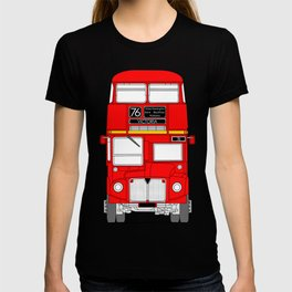 The Routemaster London Bus T-shirt