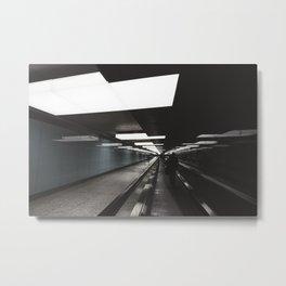 Heathrow Metal Print