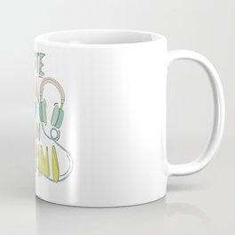 Este tema es un pepino Coffee Mug