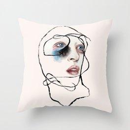 Trust me Throw Pillow