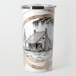 Coffee Stain Cajun Home-Louisiana Series Travel Mug