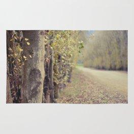 Autumn whisper Rug