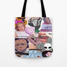 Fashion case Tote Bag