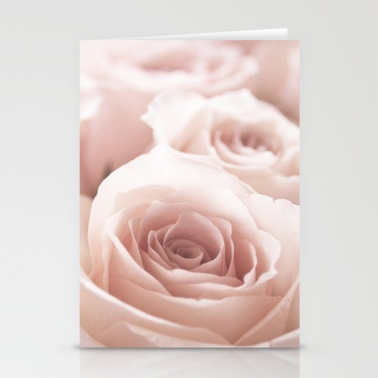 Roses  Stationery Cards