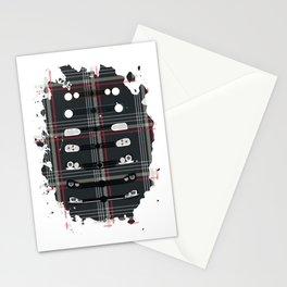 Tartan GTI Stationery Cards