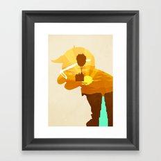 Carl's Dream Framed Art Print