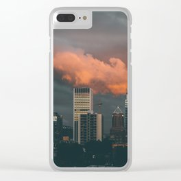 Portland 09.17 Clear iPhone Case