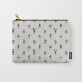 Prickly Pattern Carry-All Pouch