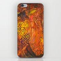 turkey iPhone & iPod Skins featuring Turkey by kaybattle