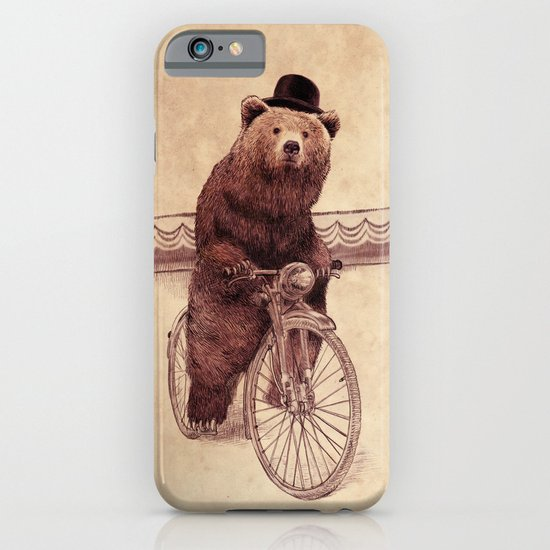 Barnabus iPhone & iPod Case