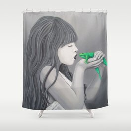 Finding My Prince Shower Curtain