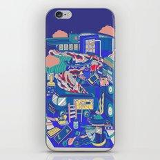 Vice City iPhone & iPod Skin