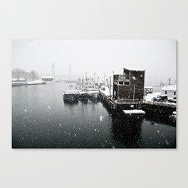 Portsmouth, NH Canvas Print