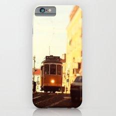 Lisbon tram iPhone 6s Slim Case