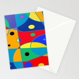 Abstract #69 Stationery Cards