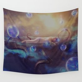 Abandoned to myself Wall Tapestry