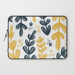 Yellow Leaves Laptop Sleeve