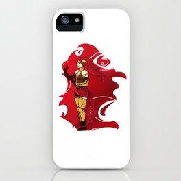 RWBY Pyrrha iPhone Case