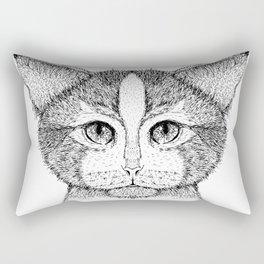 Cat 9 Rectangular Pillow