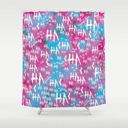 HQ: HA HA HA [VER 2.0] Shower Curtain