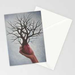 Nourishing Heart Stationery Cards