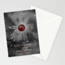 Steel Ministry Stationery Cards