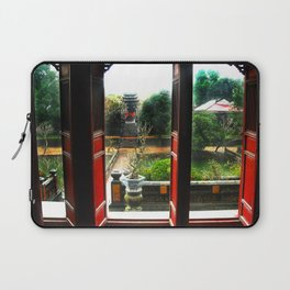 Buddhist Temple, Hue, Viet Nam Laptop Sleeve
