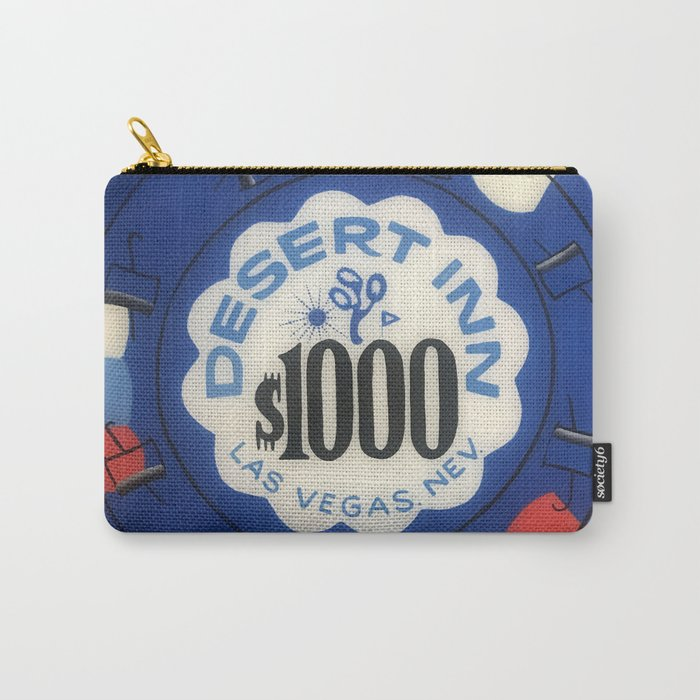 Desert Inn - Casino Chip Series Carry-All Pouch