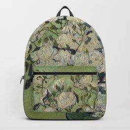 Vase of Roses Backpack