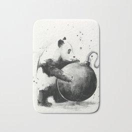 Panda Boom Bath Mat