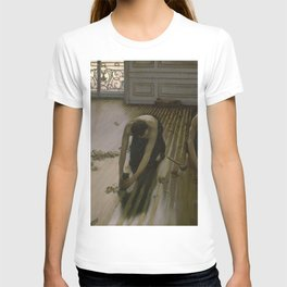 Gustave Caillebotte - The Floor Planers T-shirt