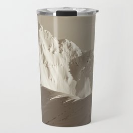 Alaskan Mts. - Mono I Travel Mug